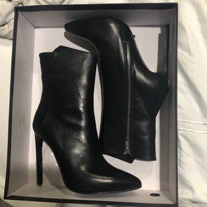 Tony Bianco Leather booties
